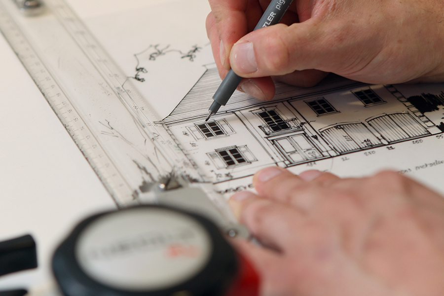 Architect renovaties