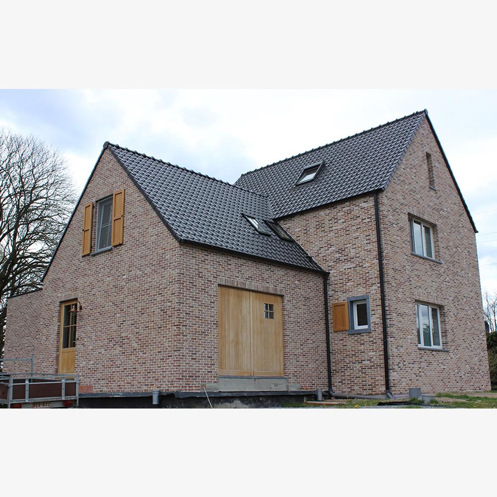 landelijke woning architect limburg