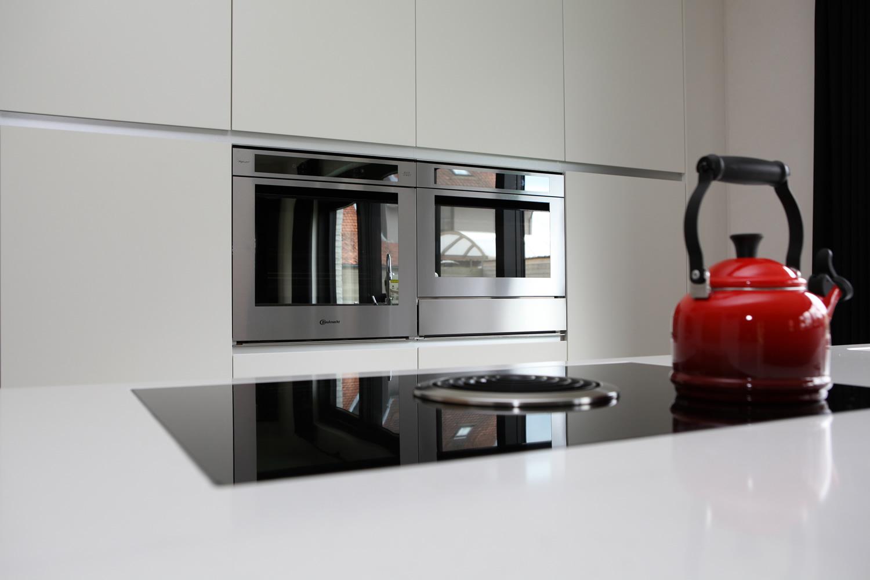 Nieuwbouwwoning Do Modus detail keuken
