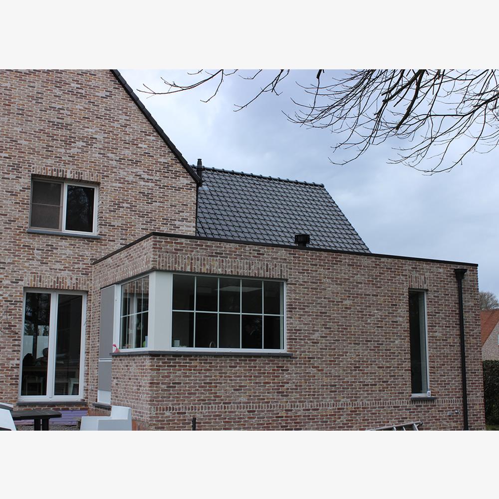 Uitbouw woning_architect