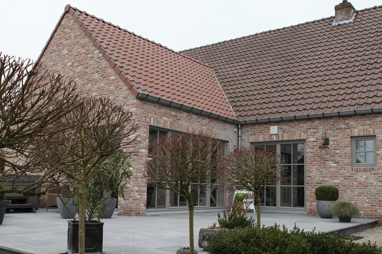 Landelijke woning verbouwing _architect Do Modus