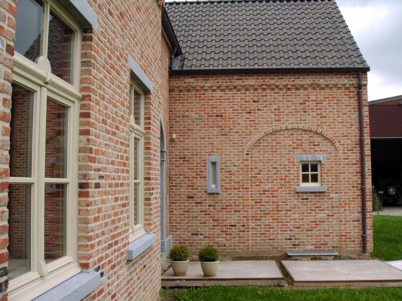 Nieuwbouw landelijke stijl Limburg