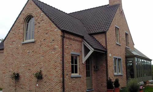 Nieuwbouwarchitectuur_villa wintertuin