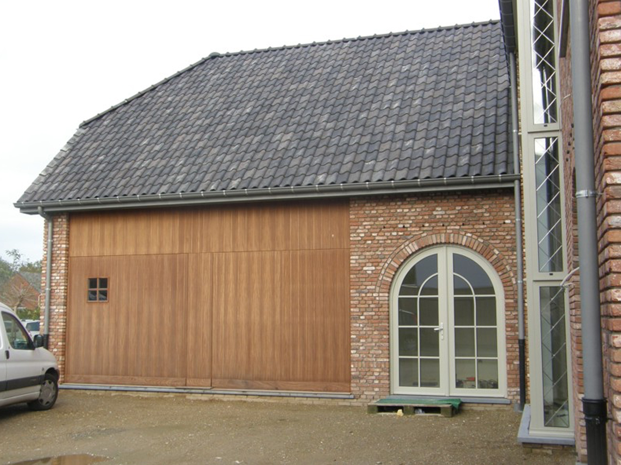 Nieuwbouw landelijke woning