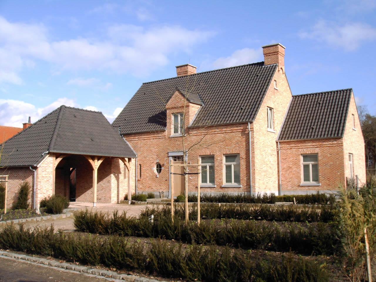 Nieuwbouw landelijk Limburg