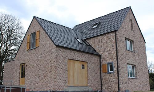 landelijke nieuwbouw limburg architect