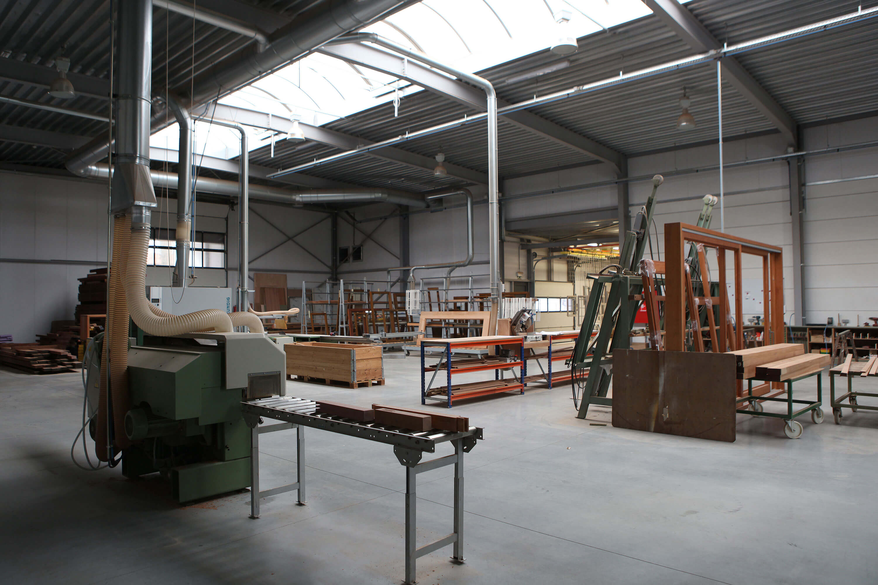 Do Modus industriebouw_ project Smolders