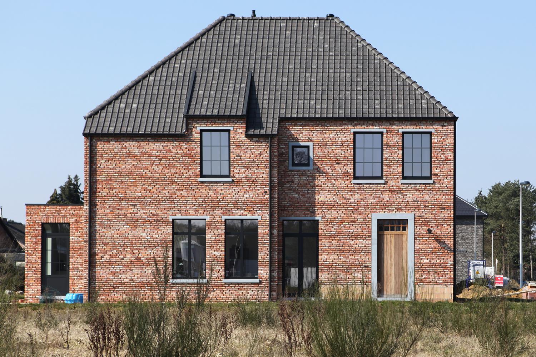 Architect landelijke stijl do modus for Landelijke woning
