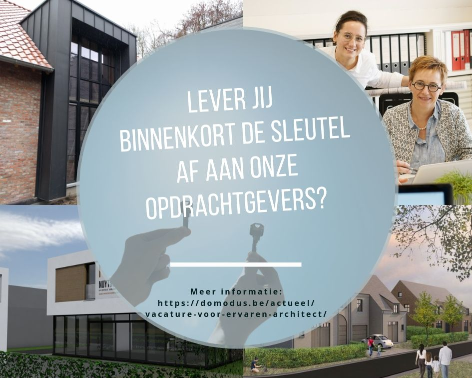 vacature project-architect