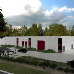 werkplaatsen zonhoven architect do Modus