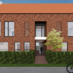 Appartementen Pelt architect Limburg